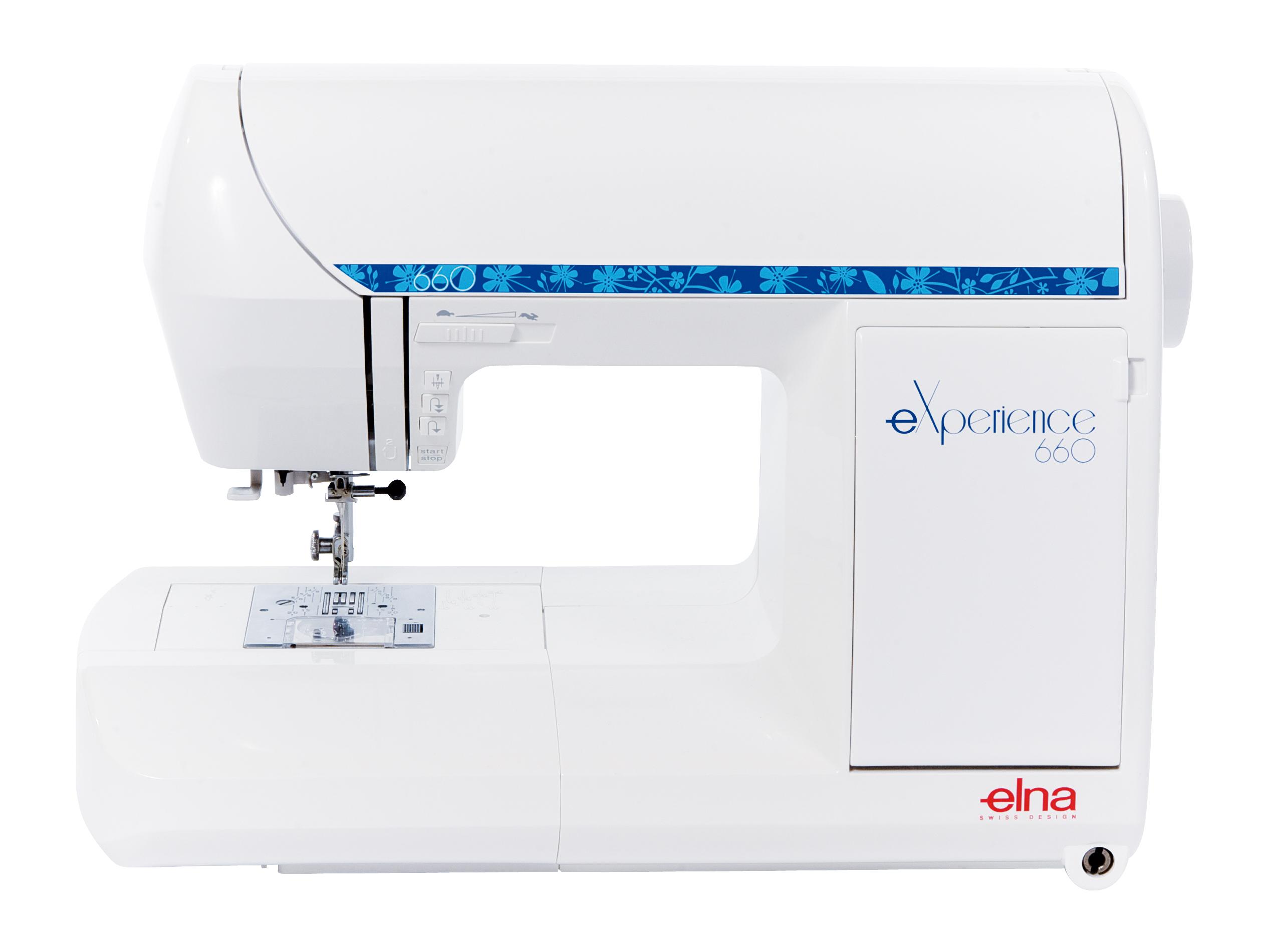 ELNA eXperience 660