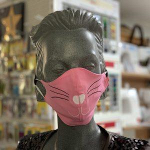 Behelfs-Mund-Nasen-Maske Maßatelier Weimper Nähmaschinen