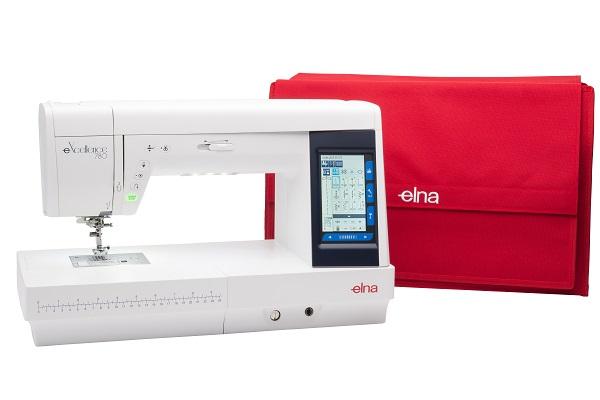 ELNA 780 mit Tasche