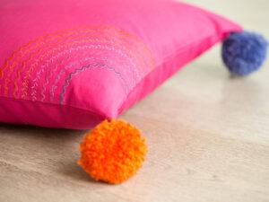 Elna dekoratives Kissen