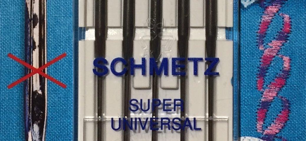 Schmetz Super Universal-Nadel H-SU