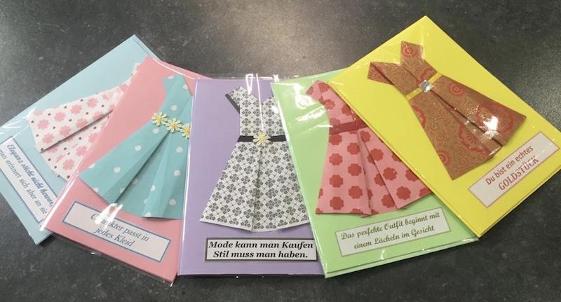Grußkarten zugunsten Dachtel hilft kranken Kindern