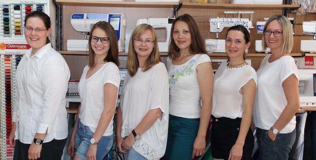 Das Team des Maßatelier Weimper
