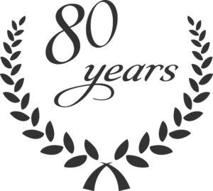 Elna Jubiläum 80 Jahre